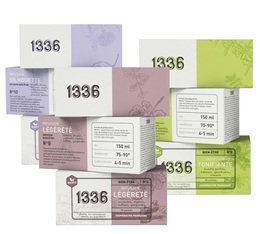 1336 (Scop TI) Well-being infusions pack -  9 x 25 sachets