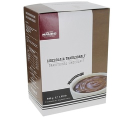 Caffe Mauro Gluten-free traditional milk chocolate powder - 30 sachets