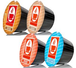 Pack découverte - 80 capsules Dolce Gusto® compatibles