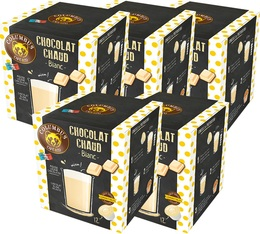 Columbus Café & Co - White hot chocolate pods for Dolce Gusto x 60