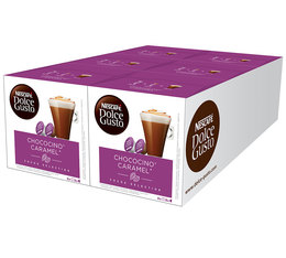 Pack capsules Nescafe Dolce Gusto Chococino Caramel 6 x 16