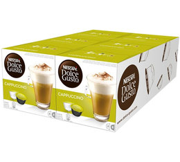 Pack capsules Nescafe Dolce Gusto Cappuccino x96