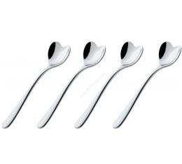 Set de 4 cuillères à café designées par Miriam Mirri - Alessi