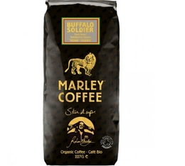 Café en grains bio Marley Coffee - 227 g - Buffalo Soldier