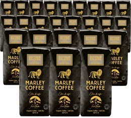 24 x Café moulu Marley Coffee - 227 g - Buffalo Soldier
