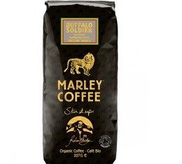 Café moulu Marley Coffee - 227 g - Buffalo Soldier