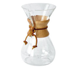 Chemex Slow Coffee Maker - 6 cups
