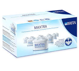 Cartouches filtrantes Brita Maxtra x6