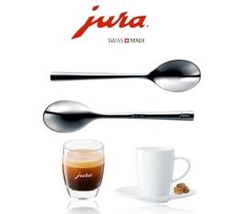 Set de 6 cuillères à espresso Jura