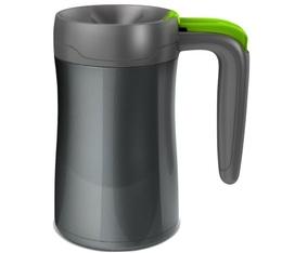 Travel mug FULTON Contigo gris anthracite - 36 cl