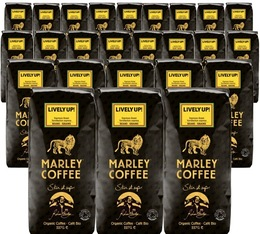 24 x Café en grains Marley Coffee - 227 g - Lively Up
