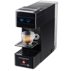Machine à capsules FrancisFrancis Iperespresso ILLY Y3 Black Pack Pro