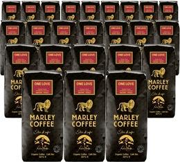 24 x Café moulu Marley Coffee - 227 g - One Love