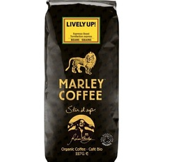 Café en grains Marley Coffee - 227 g - Lively Up