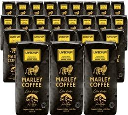 24 x Café moulu Marley Coffee - 227 g -Lively Up