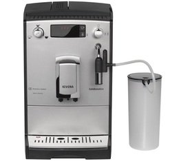 NIVONA CaféRomatica 656 Silver Cappuccino MaxiPack