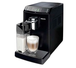 Philips Serie 4000 Carafe Noire HD8847/01 MaxiPack