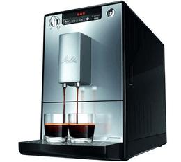 Melitta Caffeo Solo Argent / Noir E950-103 StartPack