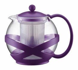 th i re piston crema violet bodum 1 l. Black Bedroom Furniture Sets. Home Design Ideas