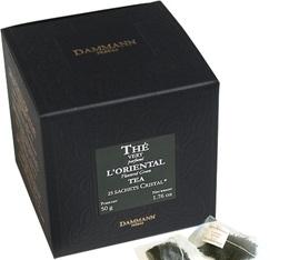 Thé Mélange oriental Dammann x 25 sachets Cristal