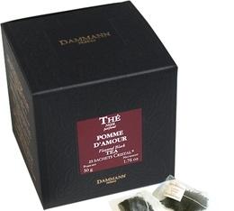 Thé Pomme d'amour Dammann x 25 sachets Cristal