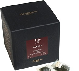 Thé Vanille Dammann x 25 sachets Cristal