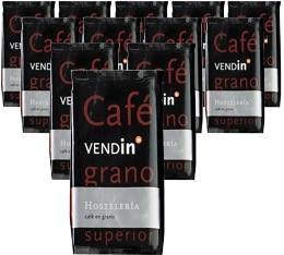 12 x Café en grains Hosteleria 1kg - Vendin