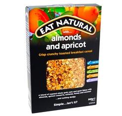 Céréales Almonds apricots - Amande et abricots 500g