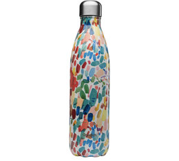 QWETCH Insulated Bottle Collection Arty by Lou Ripoll - 750ml
