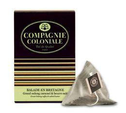 Thé Oolong Balade en Bretagne Compagnie Coloniale x 25 Berlingo®