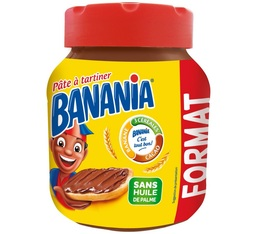 Banania chocolate spread - Palm oil free - 750g