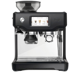 Machine expresso Sage The Barista Touch Black Truffle + offre cadeaux