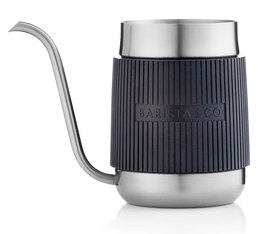 Barista & Co Shorty stainless steel pour over jug - 600ml