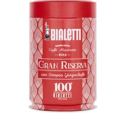 BIALETTI  Gran Reserva Ground coffee Centenary Collection -250g