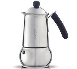 Bialetti Class moka pot suitable for induction hobs - 10 cups