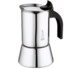 Bialetti Venus Elegance moka pot compatible with induction hobs - 10 cups
