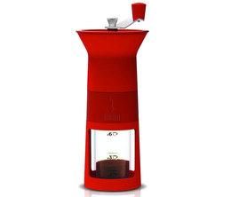Moulin à café manuel Bialetti Rouge