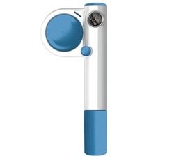 Handpresso pump pop pour café moulu et ESE bleu
