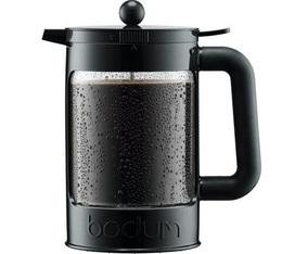 Cafetière à piston Bodum Bean noir pour café glacé 150cl