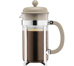 Cafetière à Piston Bodum Color Caffettiera 1L Beige