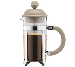 Cafetière à Piston Bodum Colour Caffettiera Beige 35cl