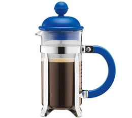 Cafetière à Piston Bodum Colour Caffetiera Bleue 35cl