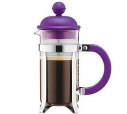 Cafetière à Piston Bodum Colour Caffettiera Violet 35cl