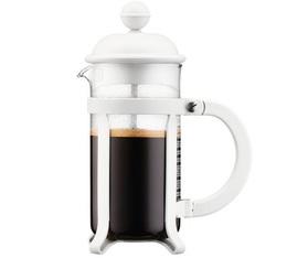 Cafetière à piston Bodum Java Blanc crème 35cl