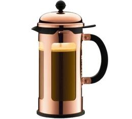 Cafetière à piston New Chambord cuivre 1L - Bodum