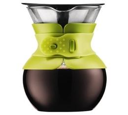 Cafetière filtre Bodum Pour Over verte citron - 4 tasses