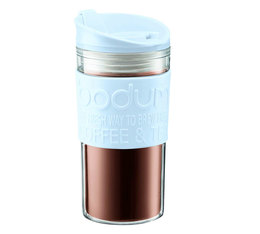 Travel Mug double paroi plastique 35 cl - Blue Moon - Bodum