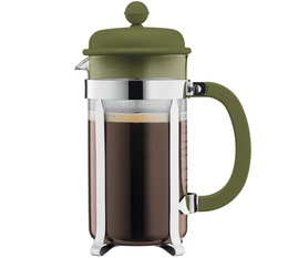 Cafetière à Piston Caffettiera Vert Olive Urban Color 8 tasses - 1L - Bodum