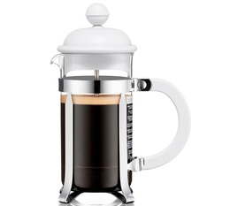 Bodum French Press Caffettiera Plastic and Stainless Steel Shadow - 3 cups