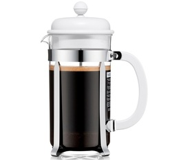 Cafetière à Piston Caffettiera Shadow en plastique SAN incassable 8 tasses - 1 L - Bodum